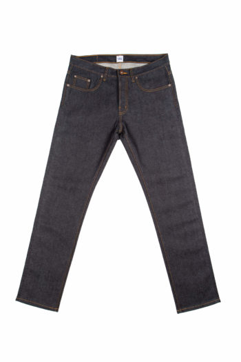 13.5 Oz Brooks Slim Fit Jeans Front