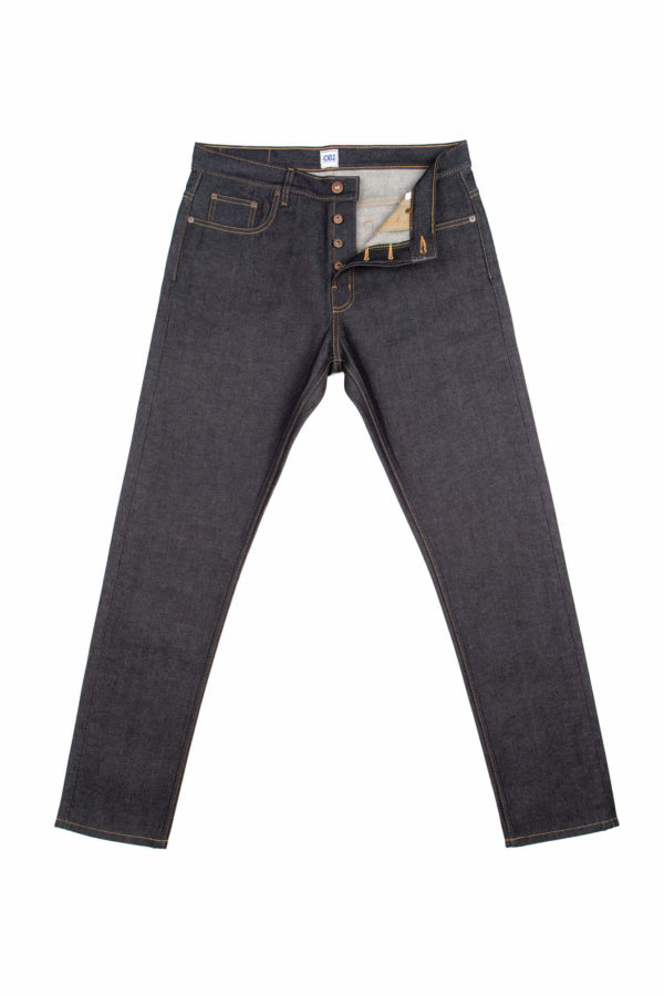 13.5 oz Brunswick-T Straight Tapered Fit Jeans