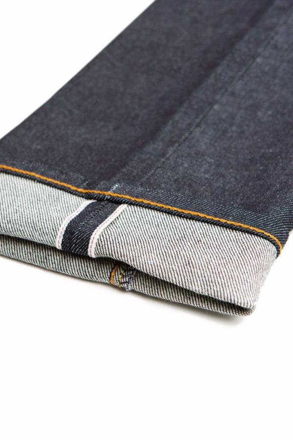 13.5 oz Jeans Cuff Detail