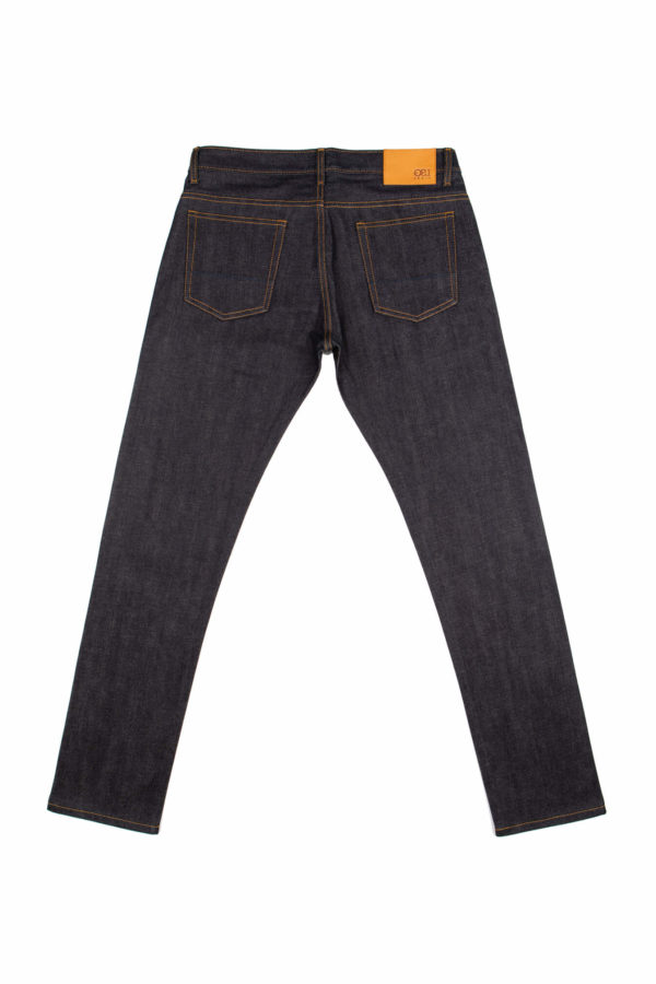 13.75 oz Brook Slim Fit Jeans Back