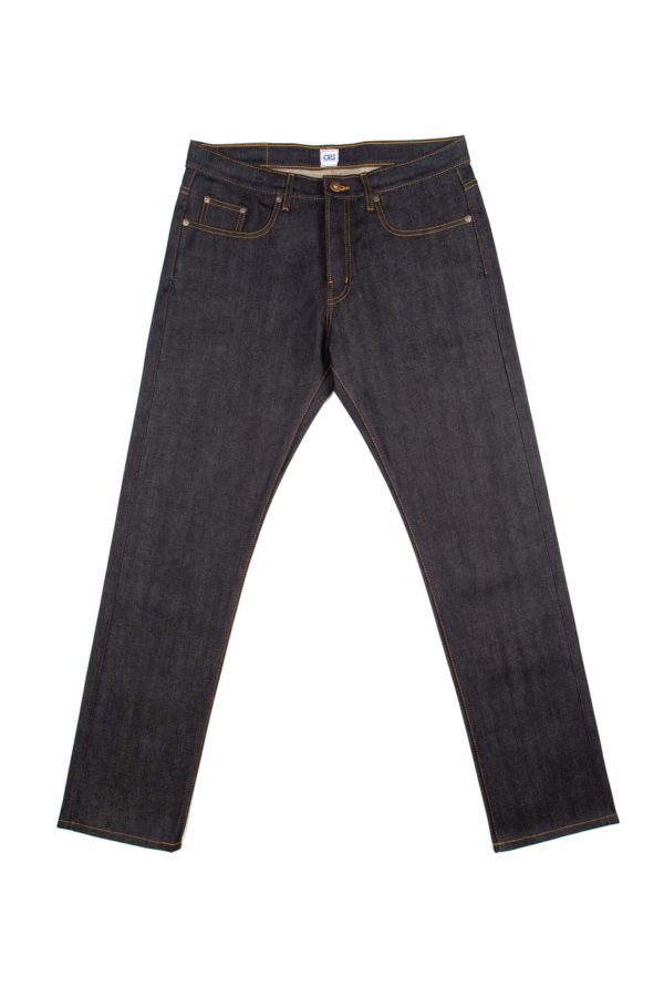 13.75 oz Brunswick Straight Fit Jeans Front