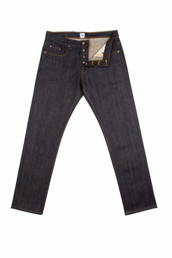 13.75 oz Brunswick Straight Fit Jeans