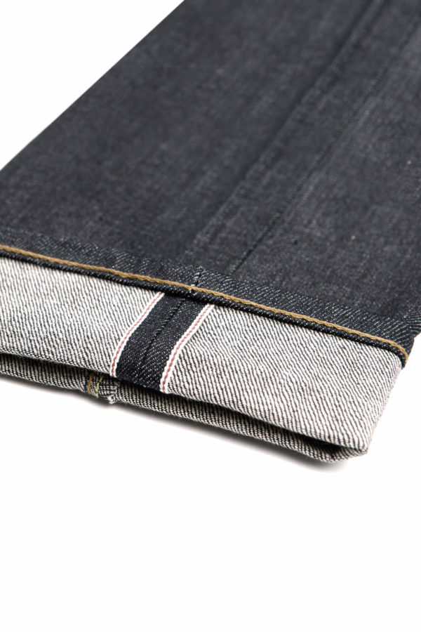 13.75 oz Jeans Cuff Detail