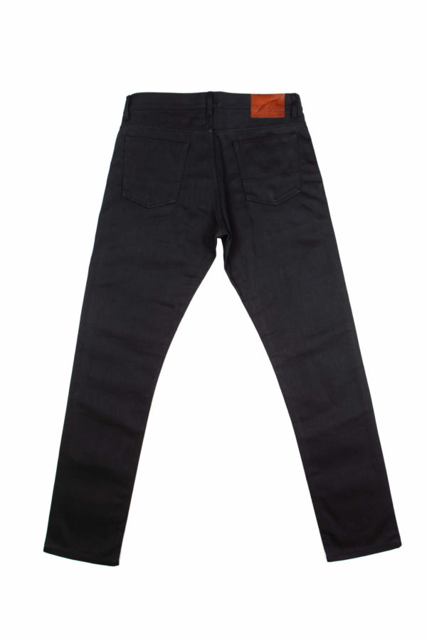 13.4 oz Brunswick Straight Fit Jeans Back