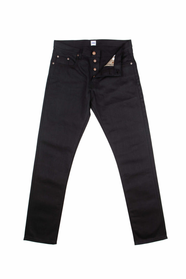 13.4 oz Brunswick Straight Fit Jeans Open