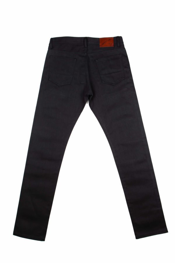 13.4 oz Brunswick T Straight Tapered Fit Jeans Open
